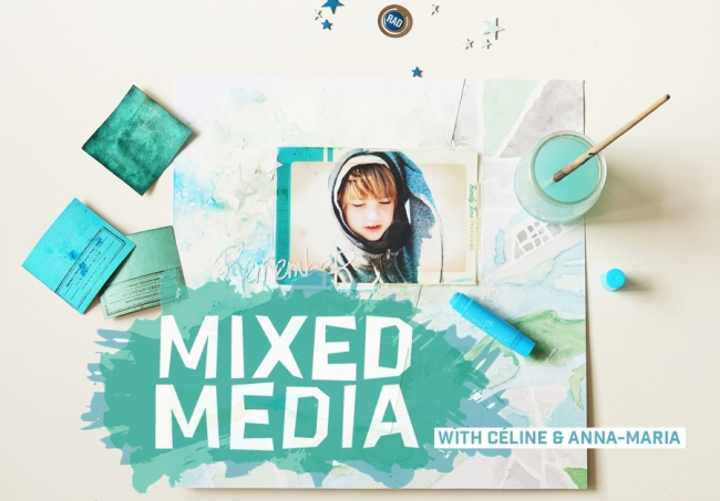 MixedMedia Class SC
